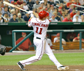 Ryan Zimmerman Player Page
