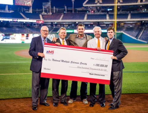 Ryan Zimmerman's charity event raises roughly $300,000