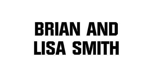 Brian and Lisa Smith
